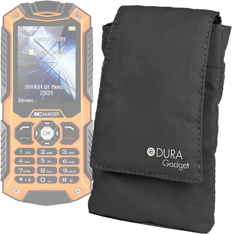 DURAGADGET Funda Acolchada Smartphone Todoterreno BC Master IP68 ...