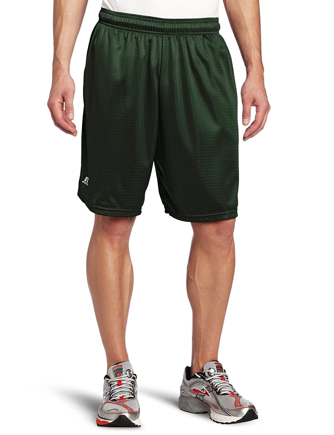 Russell Athletic Men's Mesh Short with Pockets 651AFM0