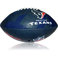 Wilson Football NFL Junior Houston Texans Logo