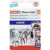 tesa POWERSTRIPS LARGE 10x, wit