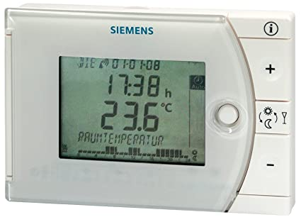 Termostatos siemens