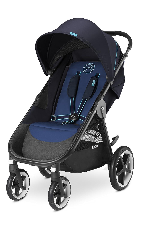 CYBEX Eternis M4 Baby Stroller, True Blue 515210019