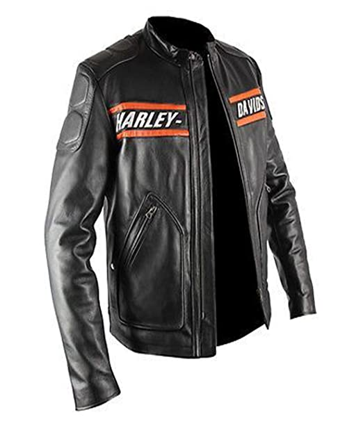 Amazon.com: WWE HD Goldberg Harley Motocicleta Negro piel ...