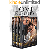 Love by Numbers Box Set 2: A Reverse Harem Romance: Books 4-6 (Love by Numbers Collection)