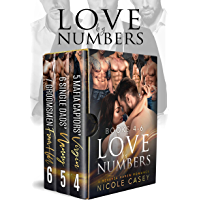 Love by Numbers Box Set 2: A Reverse Harem Romance: Books 4-6 (Love by Numbers Collection) (English Edition)