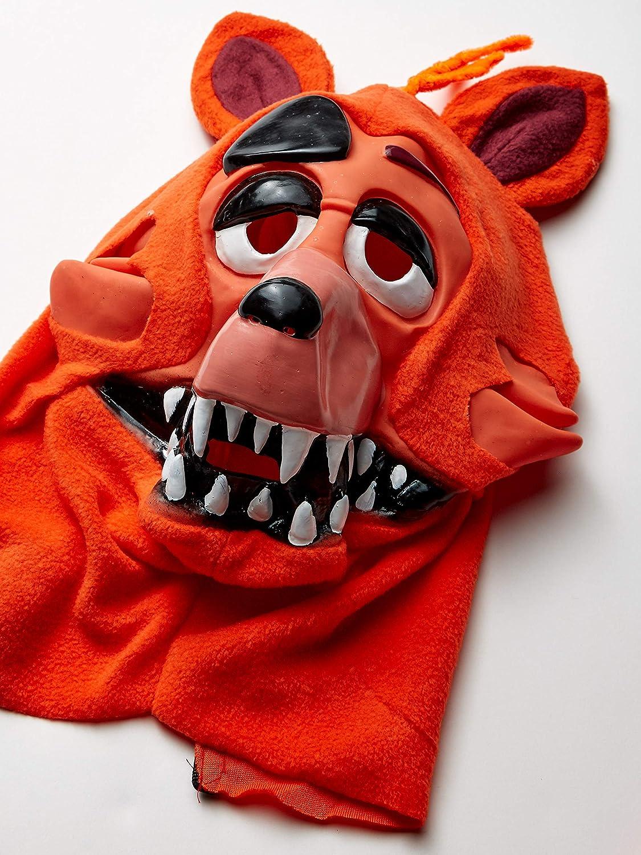 Amazon Com Rubie S Costume Co Men S Five Nights At Freddy S Foxy Costume Clothing