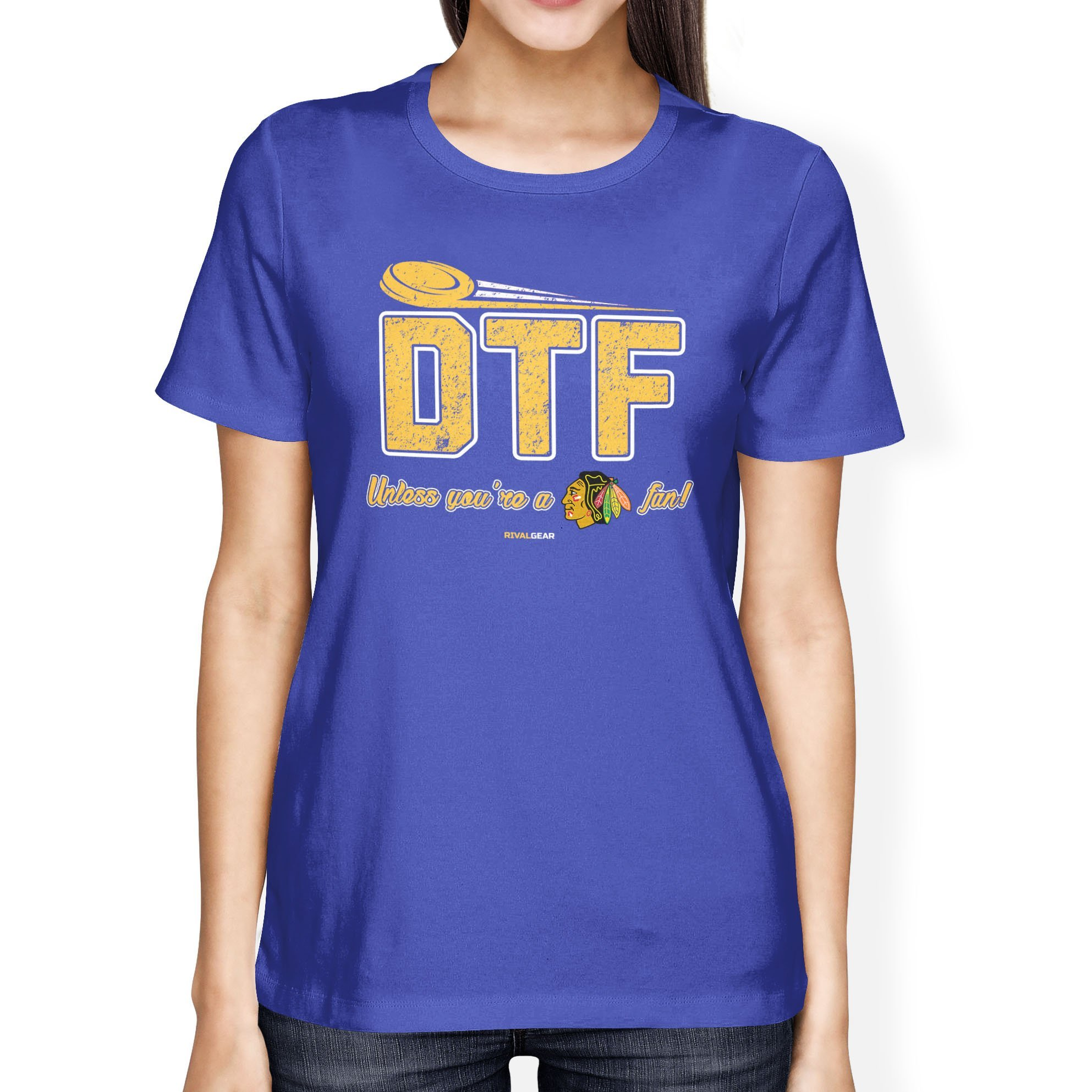 St Louis Hockey Tshirt Dtf By