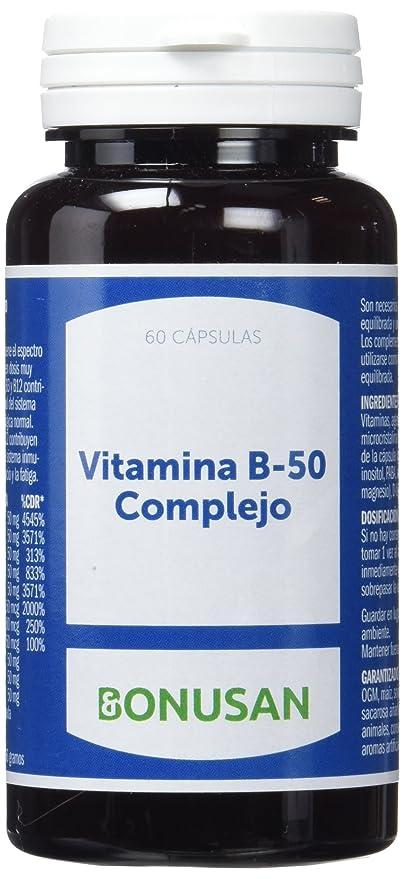 COMPLEJO VITAMINA B 50 60 Vcaps