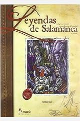 Leyendas, milagros y rumores extraordinarios de la ciudad de Salamanca Paperback