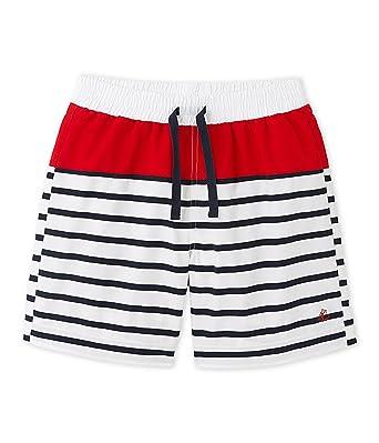 7756ea675cb43 Petit Bateau Boy's Fortiche Swim Shorts: Amazon.co.uk: Clothing