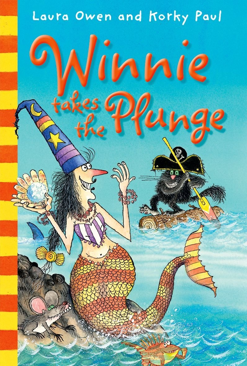 Winnie Takes the Plunge. Laura Owen and Korky Paul PDF