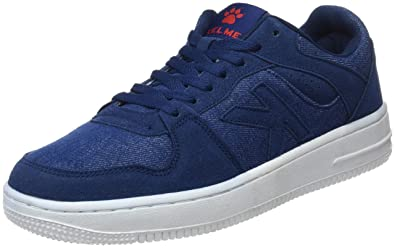 Jeans Unisexe Adultes Baskets Bas-top Kelme AZdFwV