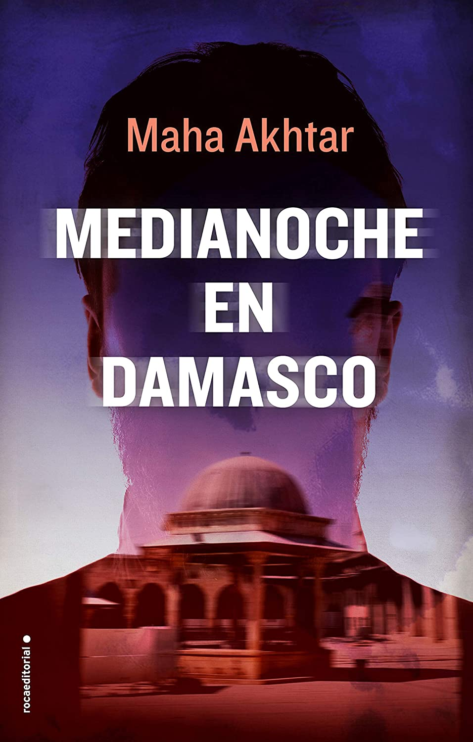 Medianoche en Damasco (Novela) eBook: Maha Akhtar, Enrique Alda ...