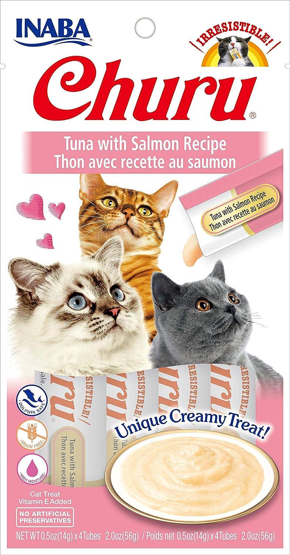 Churu Tuna With Salmon Recipe