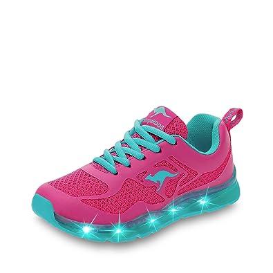 low priced 2fd3b 43bbd KangaROOS Mädchen K-lev Iii Sneaker