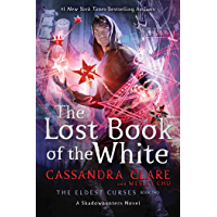 The Lost Book of the White (The Eldest Curses 2) book cover