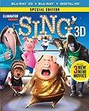 Sing - Special Edition (Blu-ray 3D + Blu-ray + Digital HD)