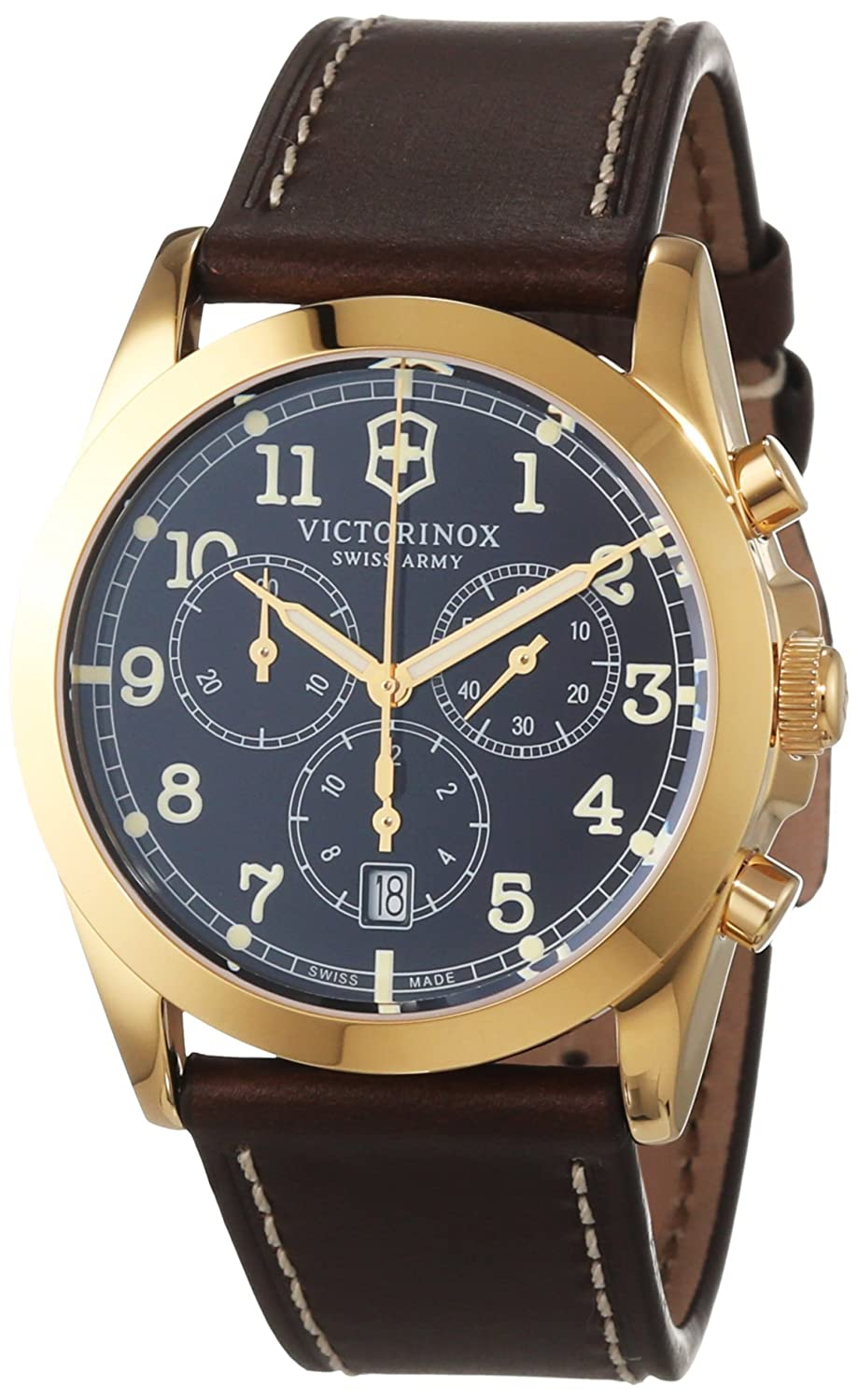 Victorinox Swiss Army Infantry 241647 Mens Chronograph Classic & Simple