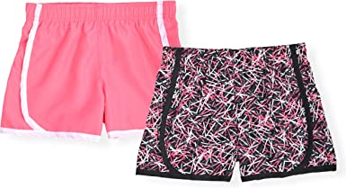 Cheetah Girls 2 Pack Active Running Gym Shorts Set
