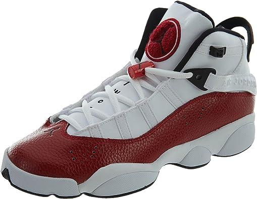 Nike 323419-120: Jordan 6 Rings White