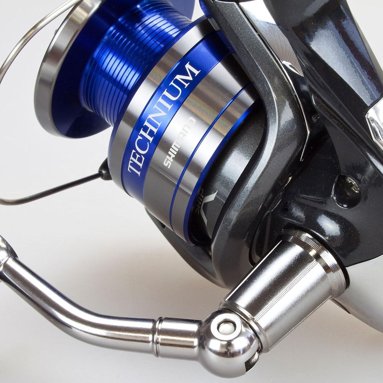 Shimano Technium TEC2500FD - Carrete de pesca: Amazon.es: Deportes ...