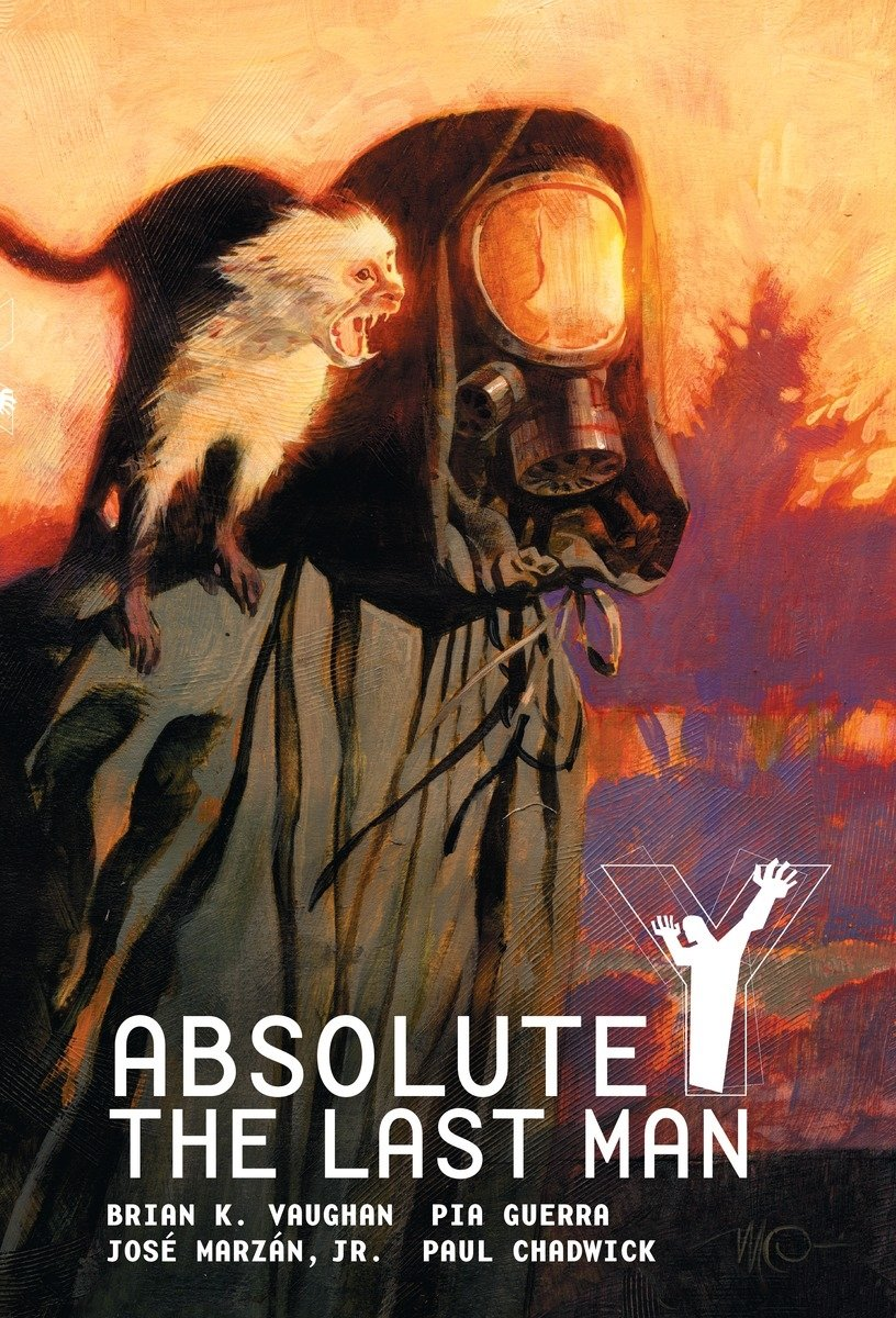 Absolute Y: The Last Man Vol. 1 by imusti
