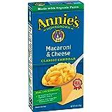 Annie's Macaroni & Cheese, Classic Cheddar, 6 oz