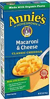 product image for Annie's Macaroni & Cheese, Classic Cheddar, 6 oz