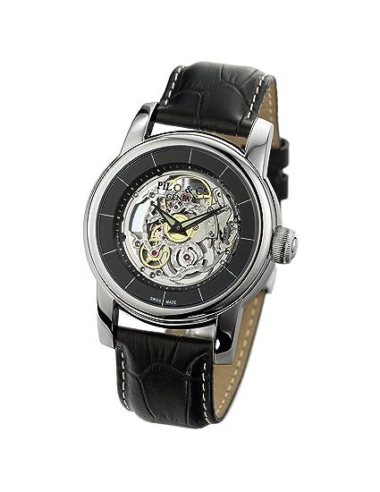 Pilo & Co Tempo colección reloj de Hombre Automático suizo p0521has