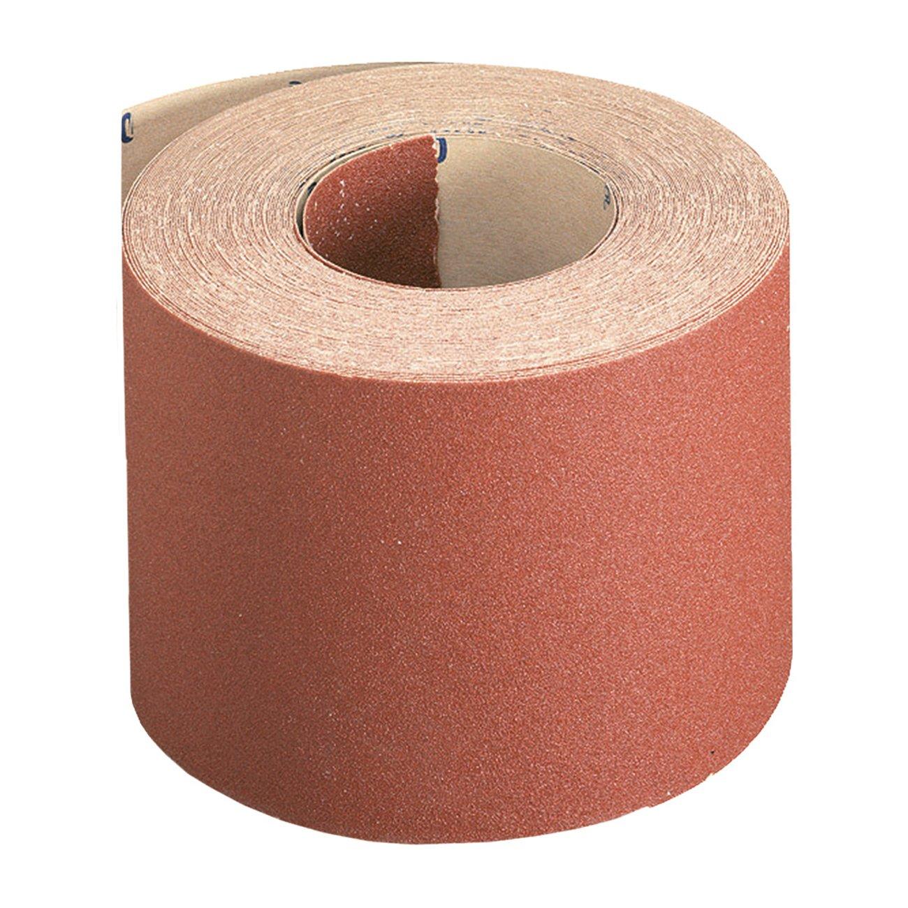 Dewalt DT3582-QZ Half and Quarter Sanding Sheet Roll, 120 Grit Size, 5 m Length x 115 mm Width Dewalt United Kingdom