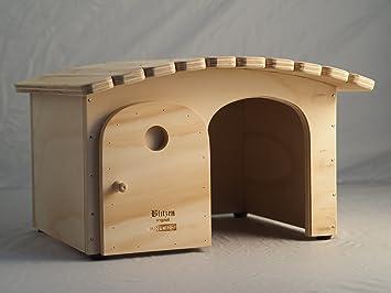Tina tamaños M, casas para gatos Profesional y rascadores Blitzen Original made in Italy 100%: Amazon.es: Hogar