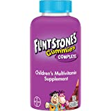 Flintstones Gummies Kids Vitamins, Gummy Multivitamin for Kids and Toddlers with Vitamins A, B6, B12, C, E, Zinc & more…