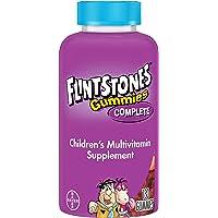 Flintstones Gummies Kids Vitamins, Gummy Multivitamin for Kids and Toddlers with Vitamins A, B6, B12, C, E, Zinc & more…