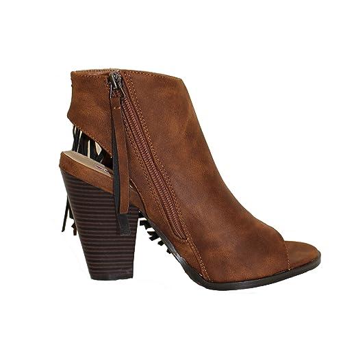 Womens Shoes C Label Alamo-2 Brown
