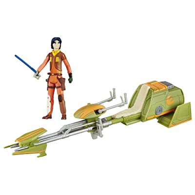 Star Wars Rebels Ezra Bridger's Speeder: Toys & Games