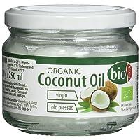 Bioasia Bio Kokosöl 100%, kaltgepresst, 2er Pack (2 x 250 ml)