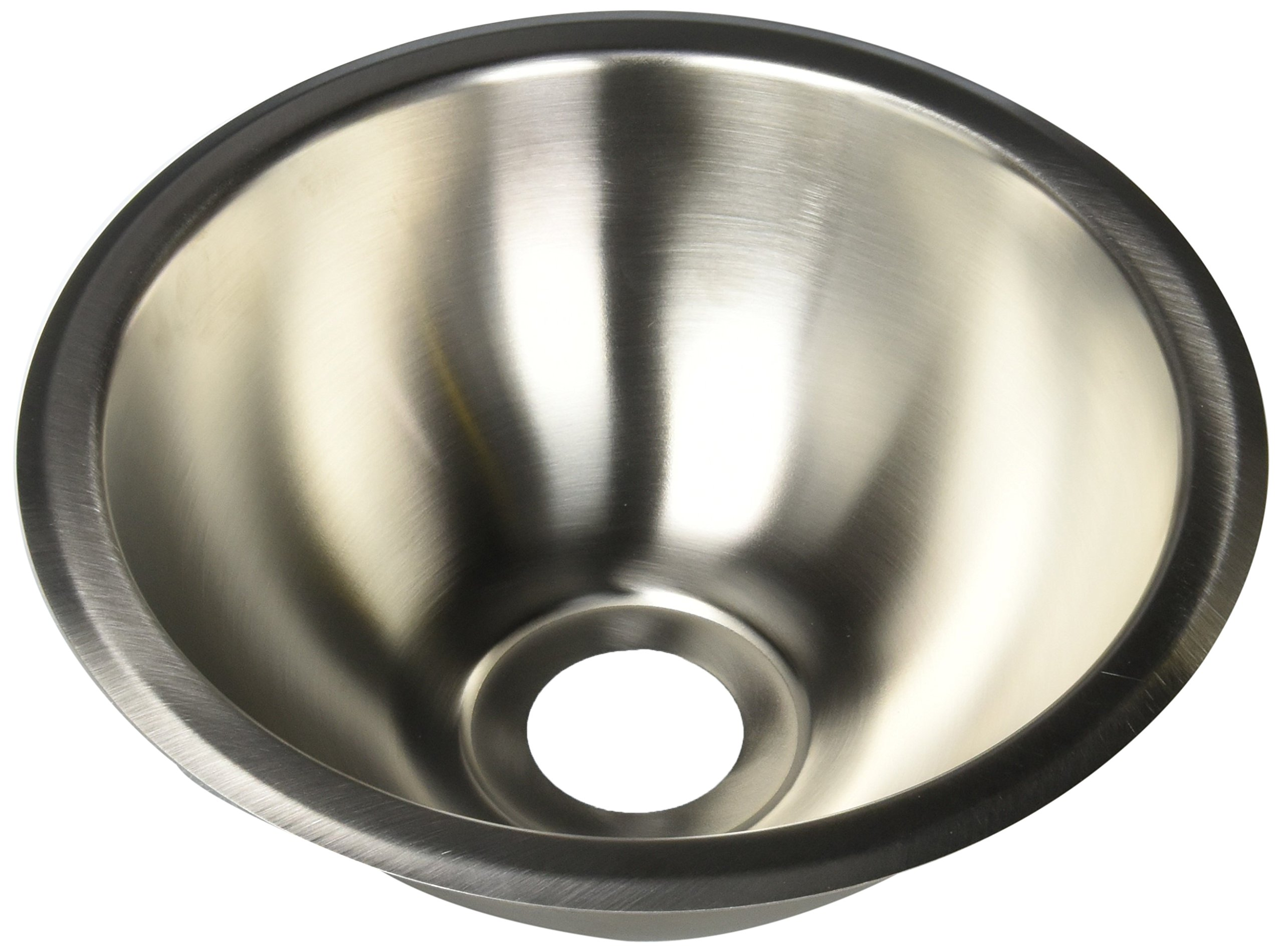 Heng's  (SSRD1022 10'' Round Stainless Steel Sink by Heng's