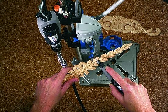Dremel Drill Press Adjust