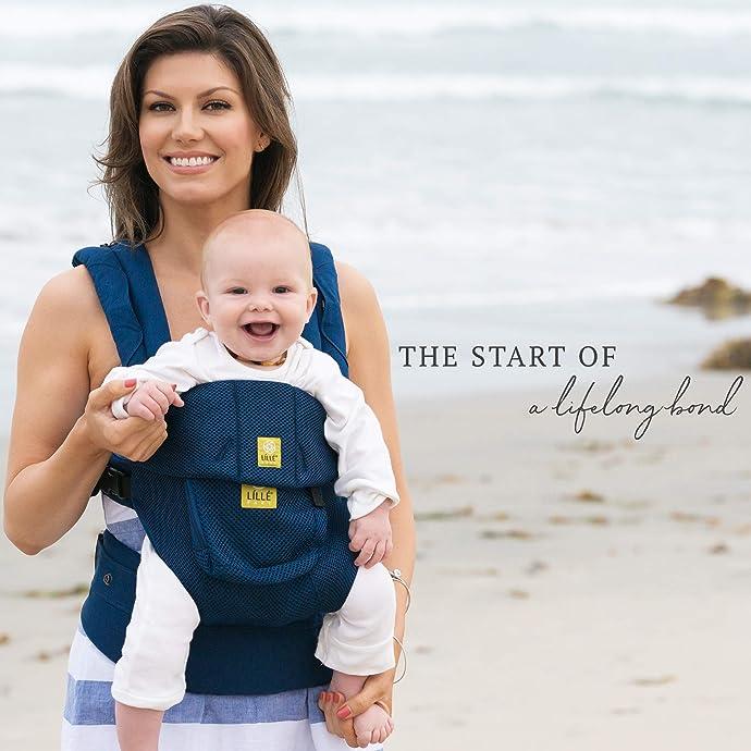 金盒特价 Lillebaby The COMPLETE系列 透气款 婴儿背带 5.4折$68起 海淘转运到手约¥540 多色可选