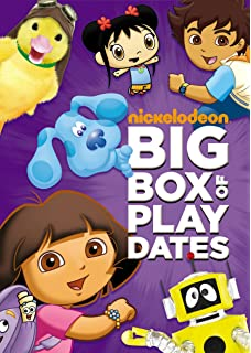 Amazon com: Nickelodeon Favorites: Big Box of Play Dates 2