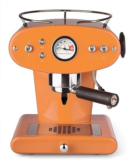 Amazon francisfrancis x1 espresso machine orange kitchen x1 espresso machine orange malvernweather Choice Image