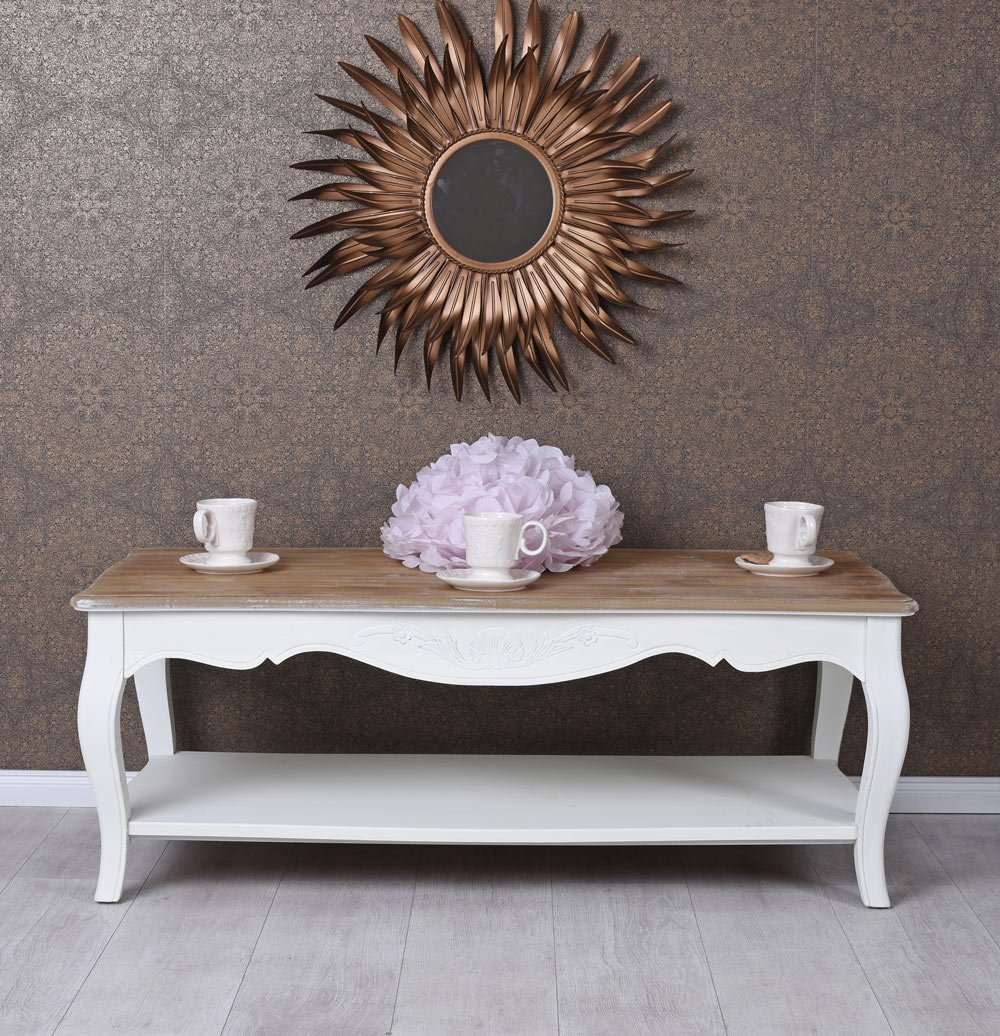 Fantastic Coffee Table Couch Table Country Style Antique Look Palazzo Machost Co Dining Chair Design Ideas Machostcouk