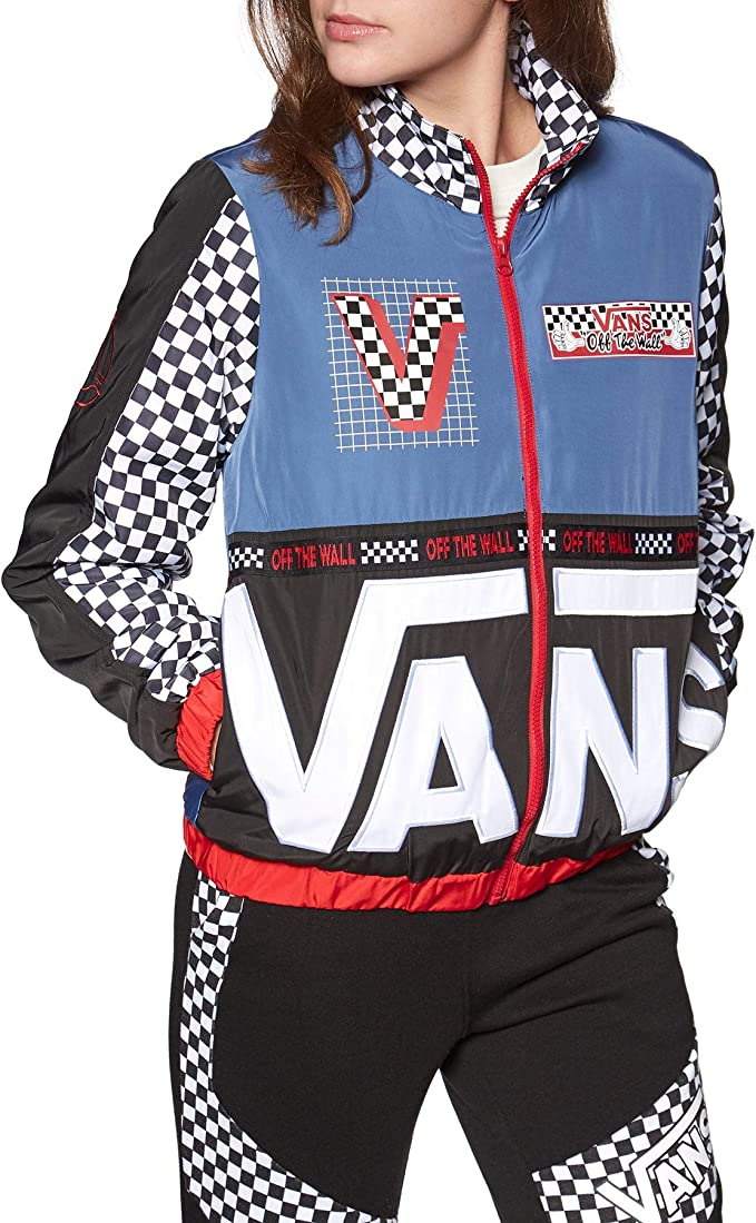 Vans BMX Giacca da donna True Navy L: Amazon.it: Abbigliamento