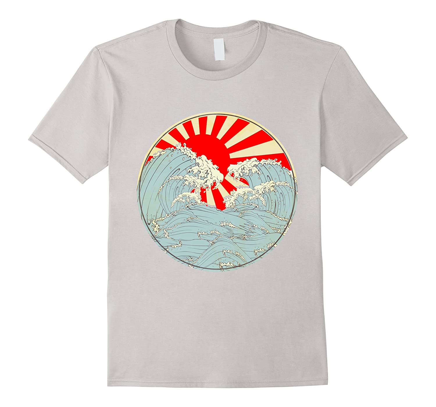 Japanese t shirt the great wave off kanagawa vintage art The great t shirt