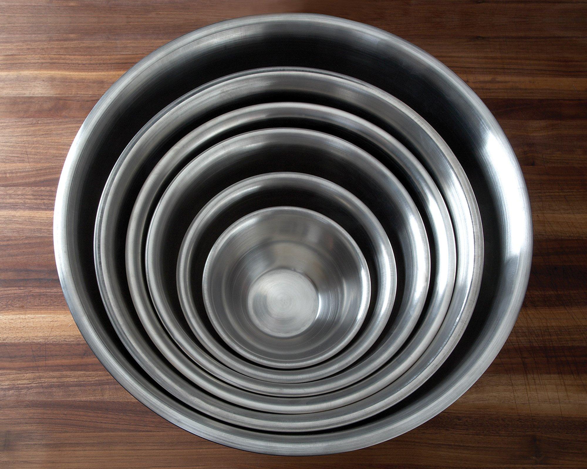 Fox Run 5-Quart Stainless Steel Mixing Bowl by Fox Run (Image #7)