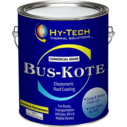 Hy-Tech Thermal Solutions Bus Kote - 1 Gallon