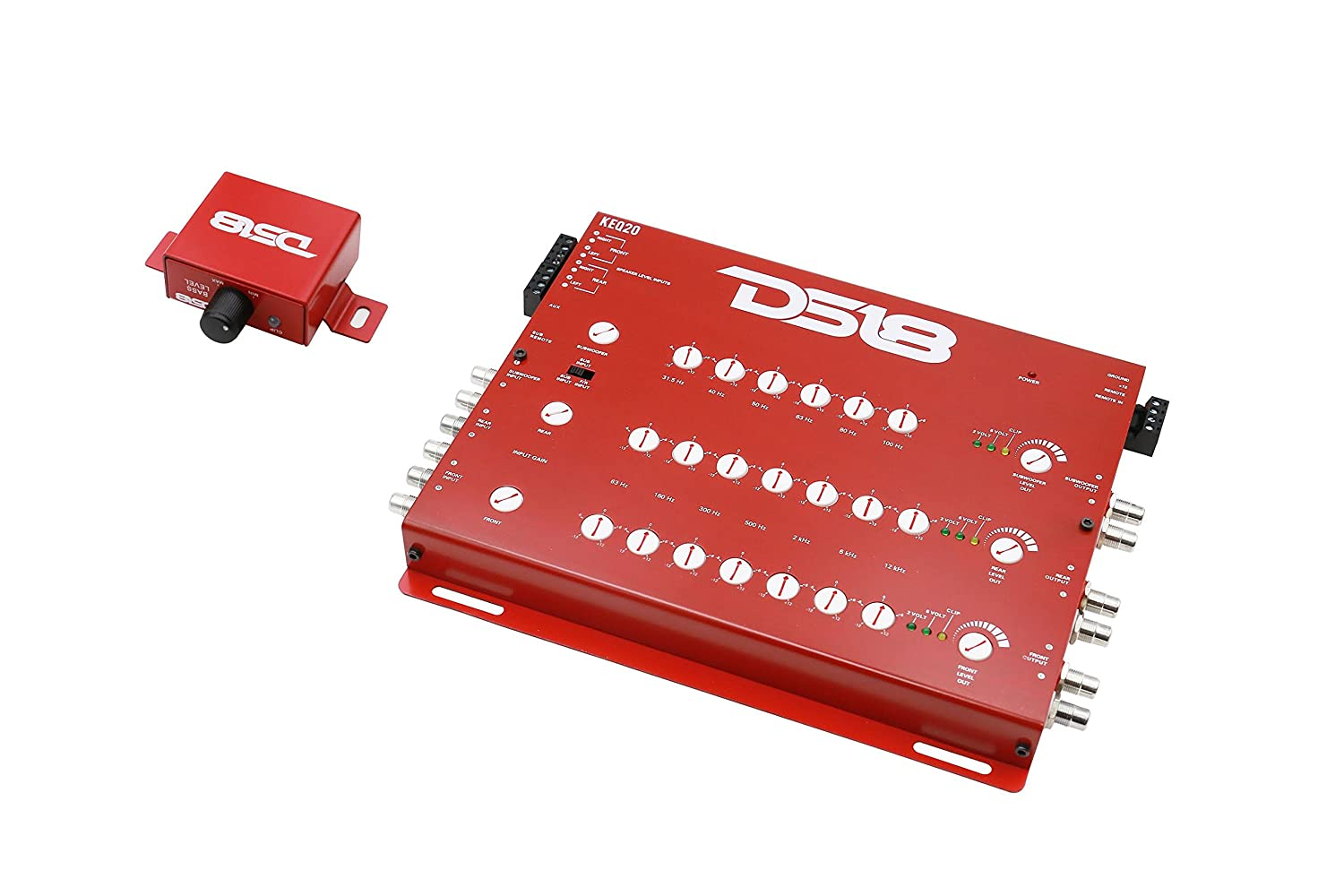 Ds18 Ds Xm3 Two To Three Way Electronic Crossover With Active Further Circuit Diagrams Remote Control Car Electronics