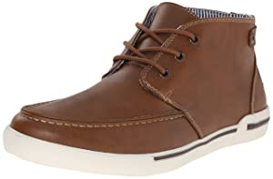 Kenneth Cole Unlisted Men's Drop Ur Anchor SY Chukka Boot, Tan, 10 M US
