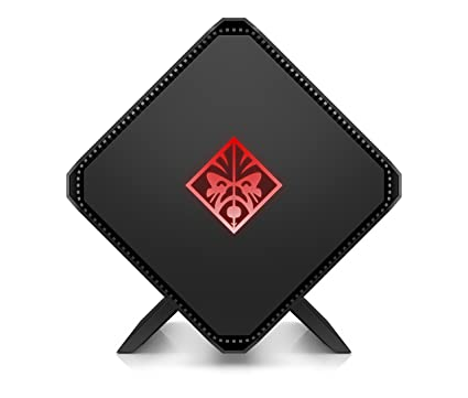 HP OMEN GA1-1000ns - Acelerador para Gaming (Puerto USB-C Thunderbolt 3, 4 Puertos USB 3.0) Color Negro Azabache