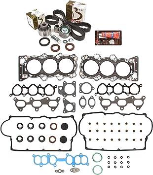 Timing Belt Kit Fits 92-95 Isuzu Trooper 3.2L V6 DOHC 24v